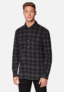 Mavi - Hemd - black check