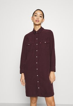 Levi's® - SELMA DRESS - Robe en jean - malbec