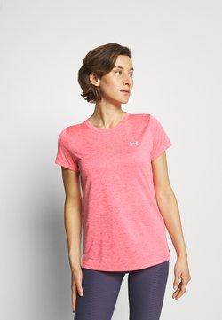 Under Armour - TECH TWIST - T-shirt basic - pink