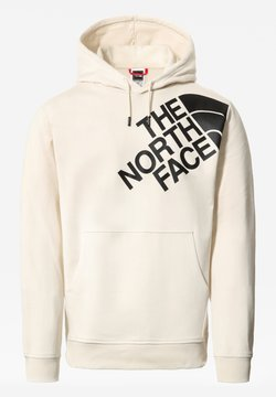The North Face - M SHOULDER BOX HD - Sweater - vintage white/tnf black