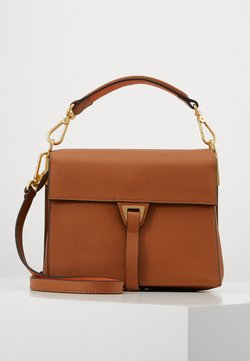 Coccinelle - LOUISE - Handtasche - caramel/ginger