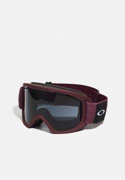 Oakley - FRAME 2.0 PRO XL UNISEX - Skibrille - dark grey/persimmon