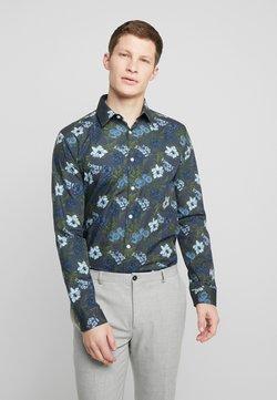 Lindbergh - LARGE FLORAL - Shirt - blue