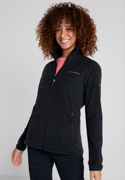 Vaude - WOMENS ROSEMOOR JACKET - Fleecejacke - black