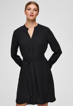 Selected Femme - Robe d'été - black
