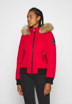 Superdry - Winterjacke - burnt red