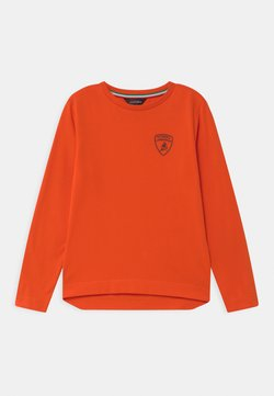 Automobili Lamborghini Kidswear - SOLID COLOR - Longsleeve - orange xanto