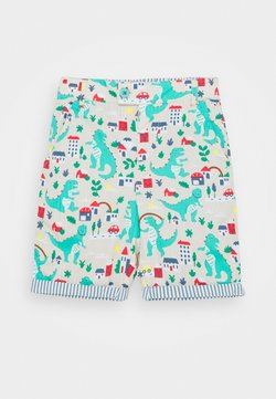 Frugi - REUBEN REVERSIBLE - Jeansshort - city stomp