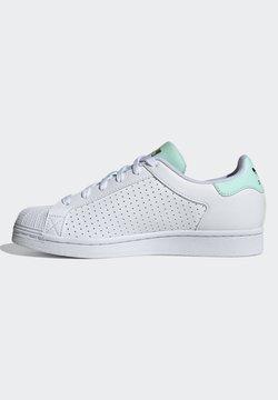 adidas Originals - SUPERSTAR  - Sneaker low - white