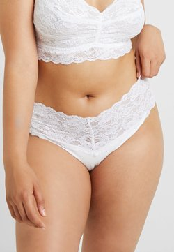 Cosabella - NEVER SAY NEVER PLUS LOVELIE THONG - Perizoma - white