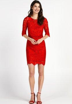 Steps - COLLECTION WOMEN DRESSES W - Cocktailkleid/festliches Kleid - valiant poppy