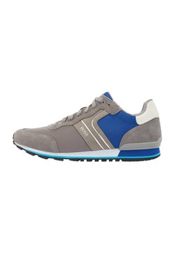 BOSS - PARKOUR_RUNN - Sneaker low - open grey