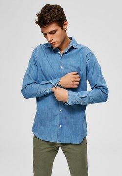 Selected Homme - Hemd - medium blue denim
