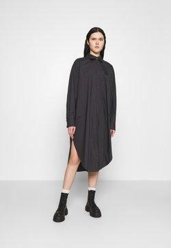 Monki - CAROL DRESS - Vestido camisero - grey dark