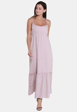 usha - Vestido largo - light pink