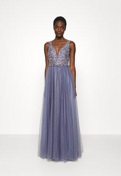 Luxuar Fashion - Gallakjole - rauchblau