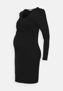 MAMALICIOUS - MLMACY DRESS - Vestido ligero - black