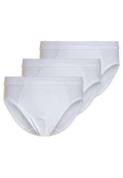 Sanetta - 3 PACK - Slip - white