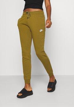 Nike Sportswear - PANT - Jogginghose - olive flak/white