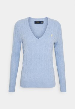 Polo Ralph Lauren - Sweter - light blue heather