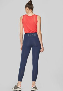 Esprit Sports - E-DRY - Tights - navy