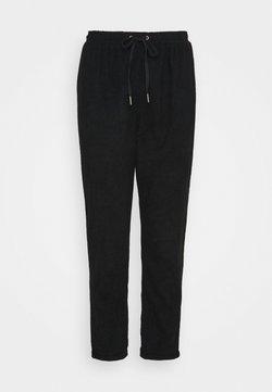 Missguided Plus - MINI JOGGER - Pantalon de survêtement - black