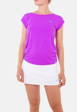 SPORTKIND - T-Shirt basic - lila