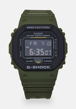 G-SHOCK - LAYERED BEZEL - Montre à affichage digital - green