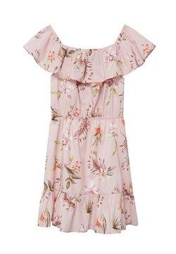 Mango - Robe d'été - rose clair