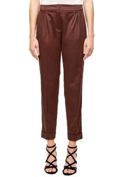 s.Oliver BLACK LABEL - Pantalon classique - brown