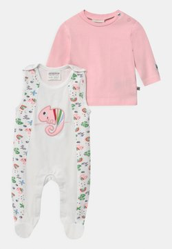Jacky Baby - COLOUR UP MY LIFE - Pyjama - light pink/white