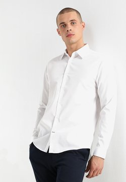 Burton Menswear London - SLIM ESSENTIAL - Koszula biznesowa - white