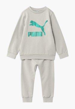 Puma - PUMA X ZALANDO BABY JOGG SET - Survêtement - gray violet