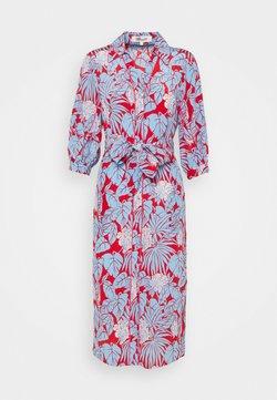 Diane von Furstenberg - ANNA - Shirt dress - red