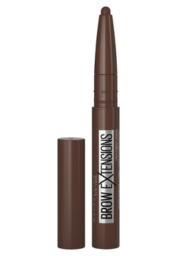 Maybelline New York - BROW EXTENSIONS - Augenbrauenstift - 6 deep brown