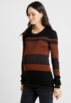 Supermom - Strickpullover - friar brown