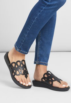 FitFlop - Zehentrenner - all black