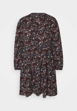 ONLY - ONLNOVA DRESS  - Freizeitkleid - black