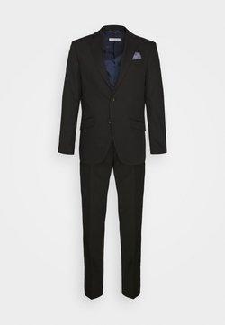 Bugatti - Anzug - black