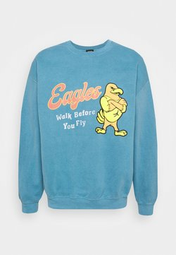 BDG Urban Outfitters - UNISEX BLUE EAGLES - Sweatshirt - blue