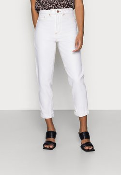 New Look Petite - Vaqueros slim fit - off-white