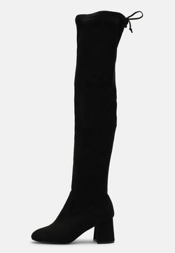 Even&Odd - Over-the-knee boots - black