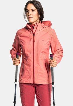 Schöffel - 2.5L JACKET TRIIGI  - Regenjacke / wasserabweisende Jacke -  pink