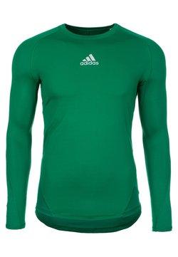 adidas Performance - Funktionsshirt - green