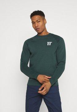 11 DEGREES - CORE - Sweater - darkest spruce grey