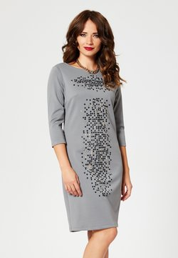 faina - Cocktailkleid/festliches Kleid - grey