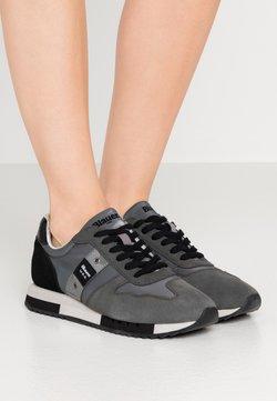 Blauer - MELROSE - Sneakers laag - dark grey