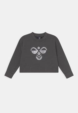 Hummel - CINCO - Sweater - iron gate