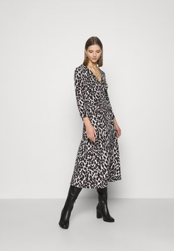 ONLY - ONLZILLE FIXED DRESS - Korte jurk - cloud dancer