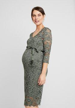 MAMALICIOUS - MLMIVANA DRESS - Cocktail dress / Party dress - four leaf clover